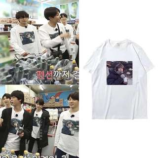 BTS Taehyung T-shirt