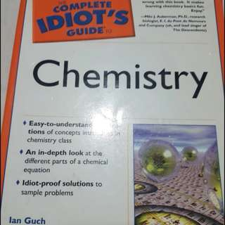 Complete Idiots Guide To Chemistry
