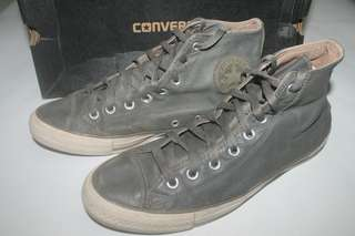 Converse Chuck Taylor Leather Grey