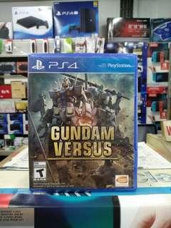 🆕 PS4 Gundam Versus