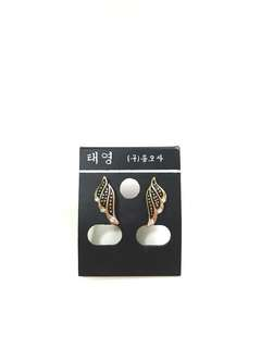 翅膀耳環 Wings earings