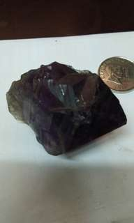 Purple Amethyst (rough rare)