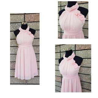 For Sale ! Baby Pink cocktail dress