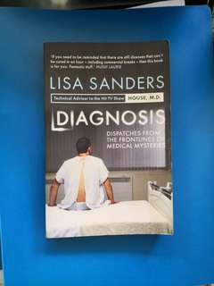 Diagnosis by Lisa Sanders