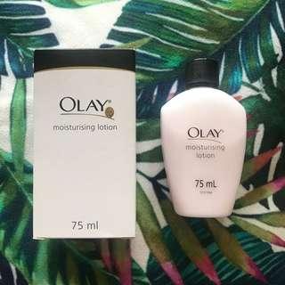Olay moisturising lotion