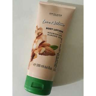 Love Nature Almond Body Lotion