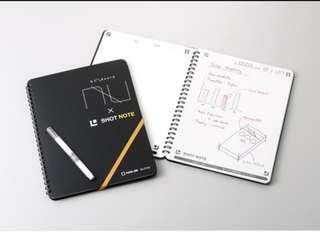 白板筆記本