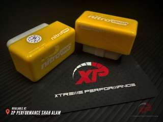 NITRO OBD2'S PERFORMANCE CHIP TUNING BOX