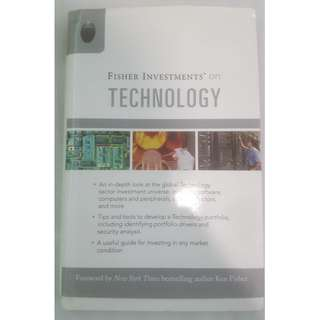 🚚 Fisher Investments of Technology (Hardcover)