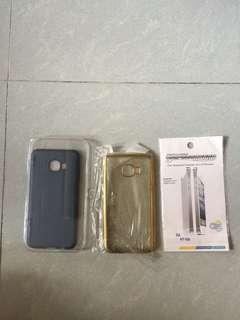 Samsung C5 手機殻 送mon貼