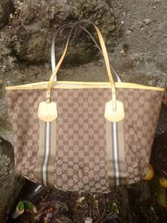 Gucci jolie tote large