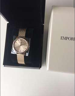 Emporio Armani watch for women
