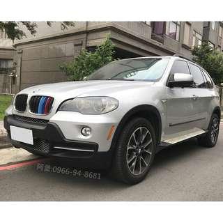💥2007 BMW X5(E70) 3.0CC 7人座💥實車在店 實價刊登!!!