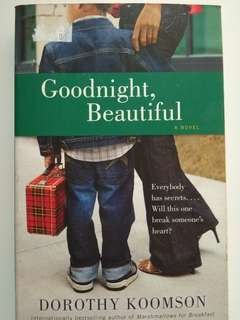 Novel Goodnight, Beautiful