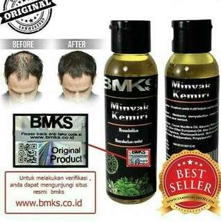 Minyak Kemiri BMKS 💯 Original