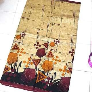 Sari fabric (Free Postage)