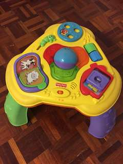 Fisher price Toddler Study desk