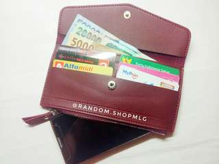 #maudecay dompet wanita