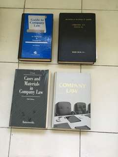 Guide to company laws $15 each