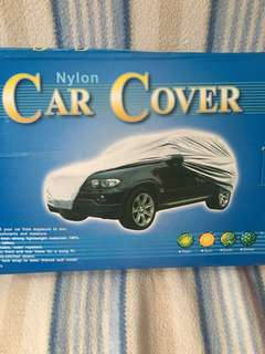 Car Cover Nylon Gray for SUV