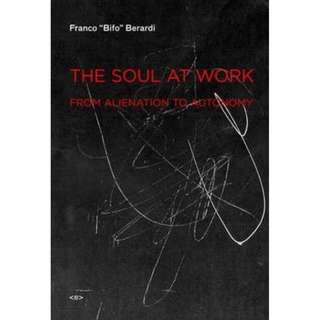 The Soul at Work : From Alienation to Autonomy