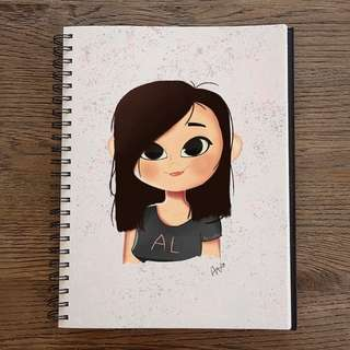 Potrait Drawing