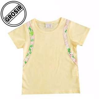 Baju Kaos Anak Perempuan Trendy