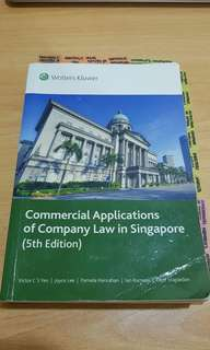 AC2302 Company Law