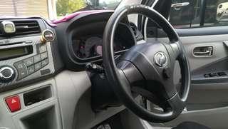 Smartphone dashboard/steering magnet