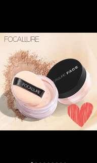 NEW Focallure Loose Powder