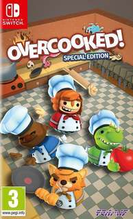 🚚 *SALE BNIB Overcooked Special Edition for Nintendo Switch Console