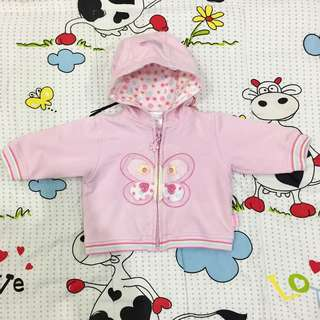 Pumpkin Patch baby jacket ( 0-3 month )