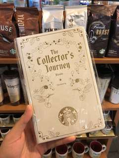 "Starbucks ""The Collector's Journey"" card album"
