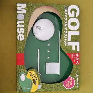 GOLF Mouse 🖱
