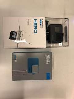GoPro Hero 2018 with freebies