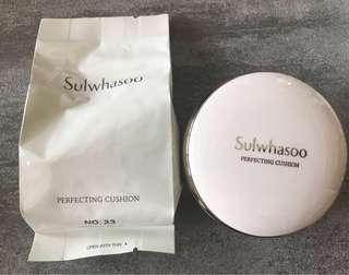 Sulwhasoo Perfecting Cushion No.23 Medium Biege