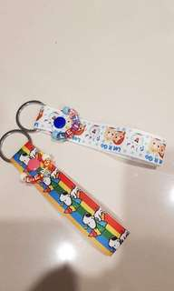 🚚 Customised Keychain with name