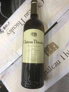 Chateau Thieuley Bordeaux 2014 白酒