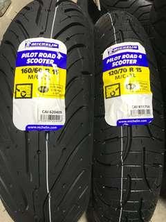 Yamaha TMax530 Tyres!!!