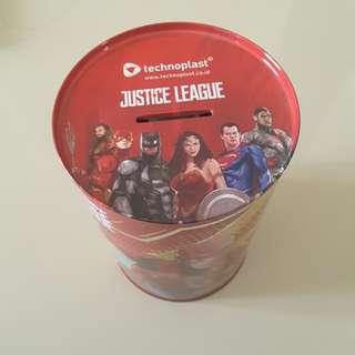 Celengan technoplast justice league
