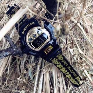 GSHOCK DW6900 BLACK (KK)