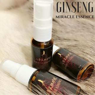 Skincare Ginseng Mirracle 20 ml. Pemesanan by PO Singapore twice a month, silakan list
