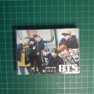 BTS POST-IT