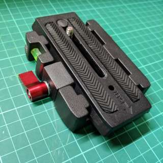 P200 quick release clamp adapter for 577 plate