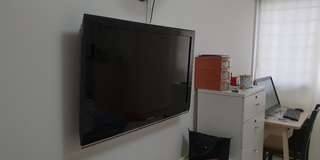 "Samsung 40"" LED TV - older model"