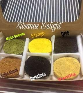 Silvanas delight 6pcs per box
