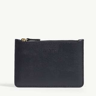 CLAUDIE PIERLOT小銀包 👛 Angelo leather purse