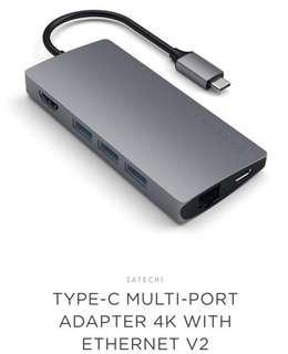 Satechi Type-C Multi-port Adapter