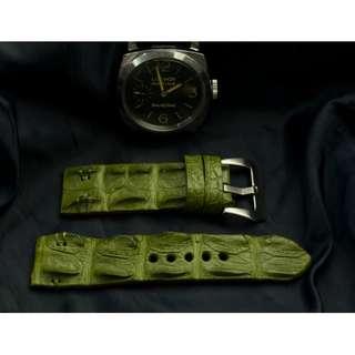 🚚 Apple watch strap / band Crocodile leather, Apple watch strap / band 42mm, Apple watch strap / band 38mm, Apple watch strap / band men, Apple watch strap / band leather
