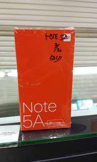Xiaomi Redmi Note 5A Prime Bisa Cicil Proses Mudah